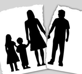 Como ajudar a sua criança a enfrentar a separação dos pais?